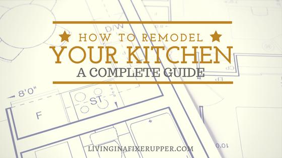Survive Kitchen Remodel